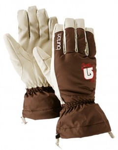 Burton Profile Glove Chestnut 08