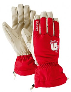 Burton Profile Glove True Red 08