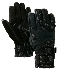 Burton Under Glove Baker Black 08