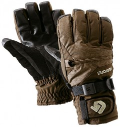 Burton Baker Under Glove Mocha 08